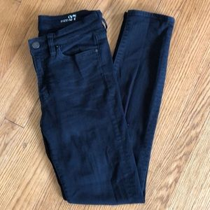 J Crew Lookout high rise skinny jeans 👖